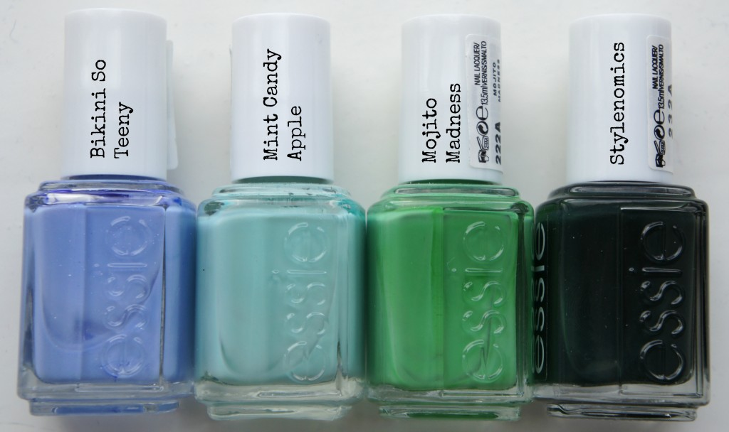 Essie ♥ {TAG} – OfficialSarah